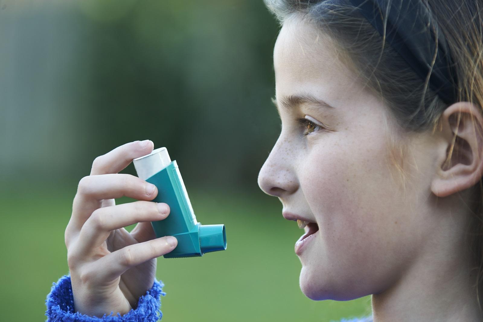 Astma - inhalator