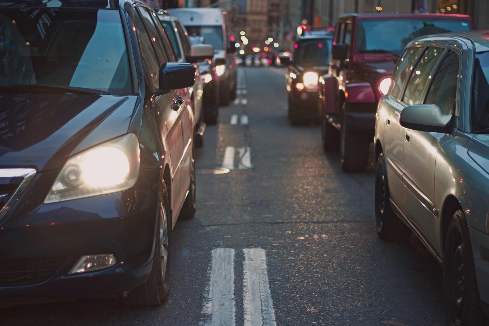 Trafikstøj