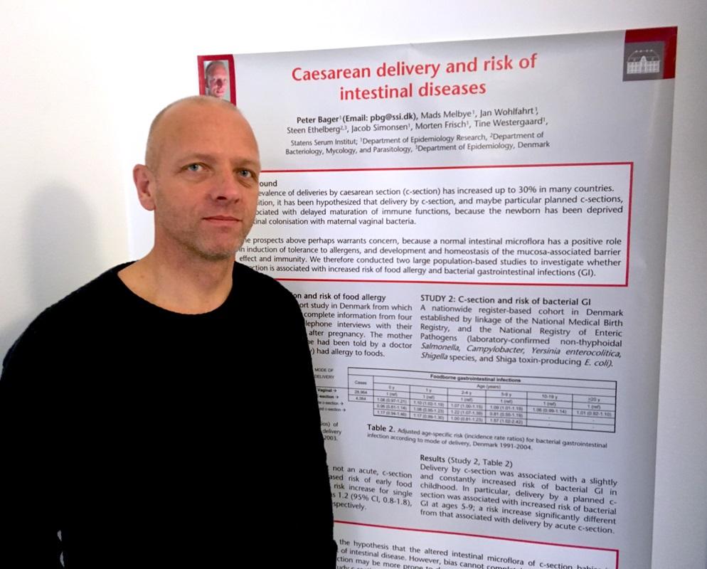 Peter Bager forskningsmoede